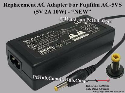 For Fujifilm AC-5VS , AC-5V