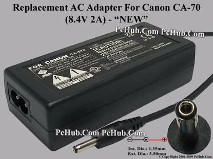 For Canon CA-570