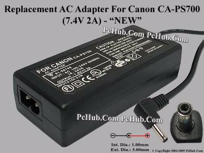 Replacement AC Adapter For Canon CA-PS700