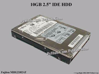 MHG2102AT , Fujitsu P/N: CP004801-01