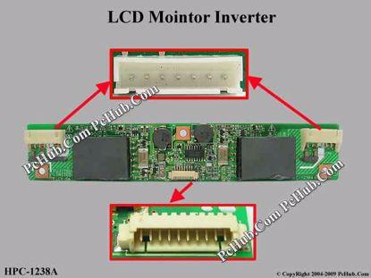 HPC-1238A, HIU-390, FLCV-06