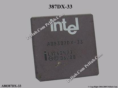 Intel A80387DX-33
