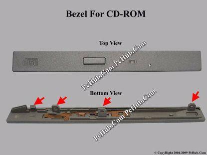 Picture of Fosa 3420 CD-ROM - Bezel .
