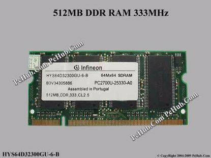 HYS64D32300GU-6-B