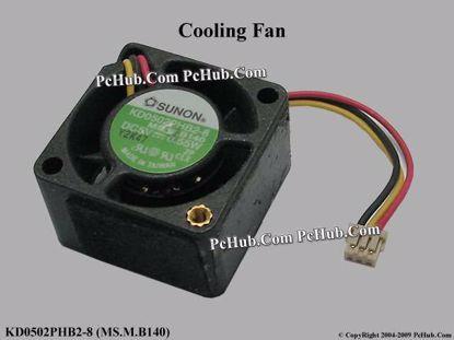 KD0502PHB2-8, MS.M.B140