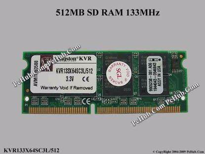 KVR133X64SC3L/512