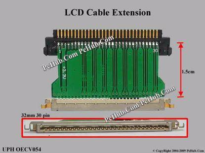 OECV054 (30 pins x 32 mm)