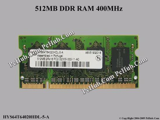 HYS64T64020HDL-5-A