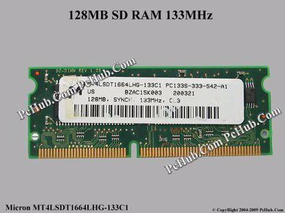 MT4LSDT1664LHG-133C1