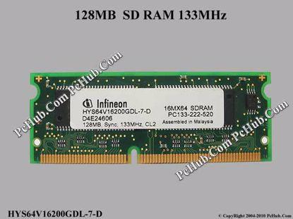 HYS64V16200GDL-7-D