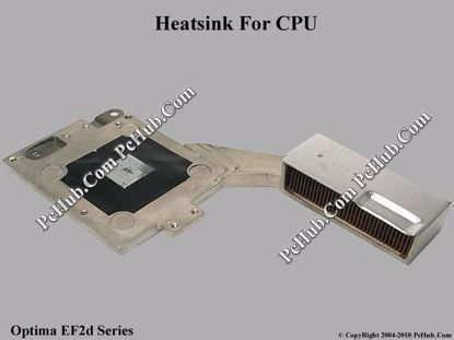 Picture of Optima EF2d Series Cooling Heatsink .