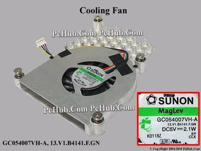 GC054007VH-A, 13.V1.B4141.F.GN