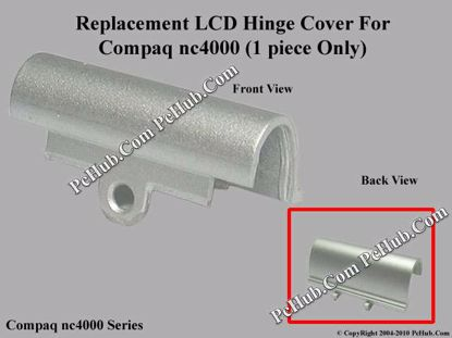 LCD Hinge Cover, 1 piece Only