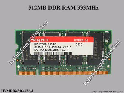 HYMD564M646B6-J