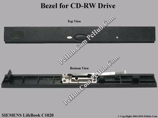 Picture of Fujitsu SIEMENS LifeBook C1020 CD-RW - Bezel .