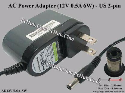 AD12V/0.5A-SW