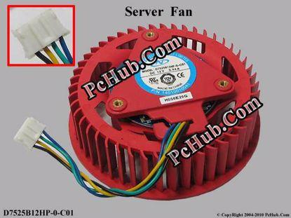 D7525B12HP-0-C01, P/N 14010010041, P/N 7121233600G