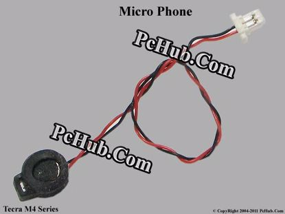 Picture of Toshiba Tecra M4 Series Micro Phone .