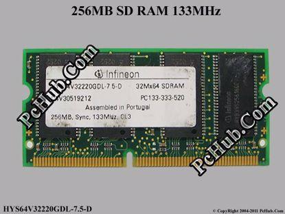 HYS64V32220GDL-7.5-D