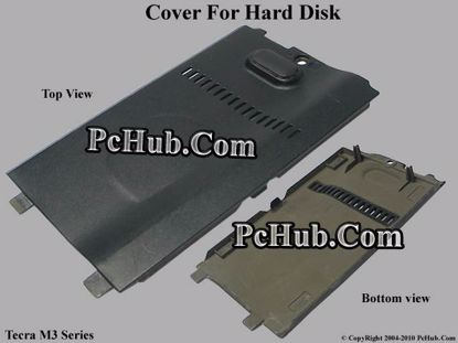Picture of Toshiba Tecra M3 Series HDD Cover .