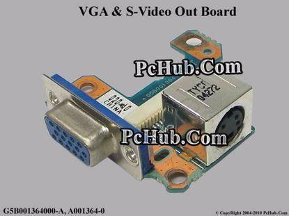 G5B001364000-A, A001364-0