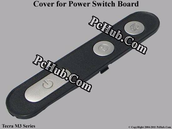 Picture of Toshiba Tecra M3 Series Various Item Cover for Power Switch