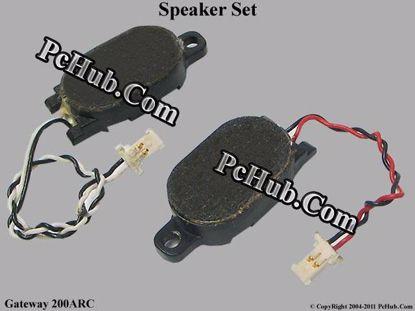 Picture of Gateway 200ARC Speaker Set .