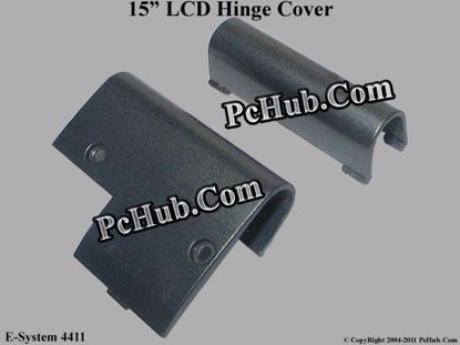 """Picture of E-System 4411 LCD Hinge Cover 15.0"""""""