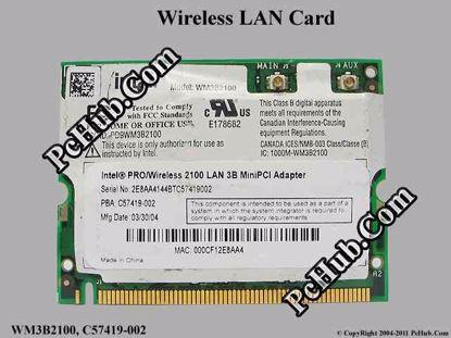 WM3B2100, C57419-002