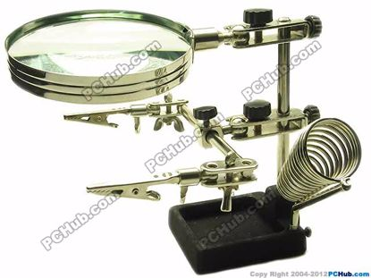 Best-268 Clamp form magnifying glass