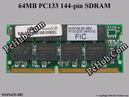 MSP643S-882