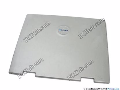 """Picture of E-System 3083 LCD Rear Case 20-041-F61011, 14.1"""""""