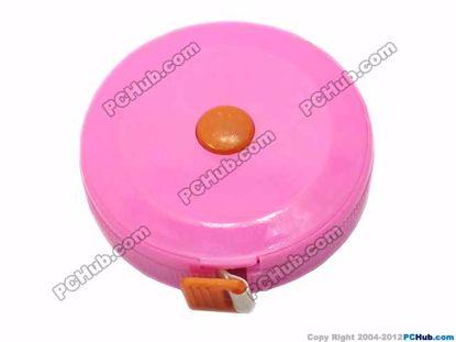 67244- Round. Blade 7mm. Pink