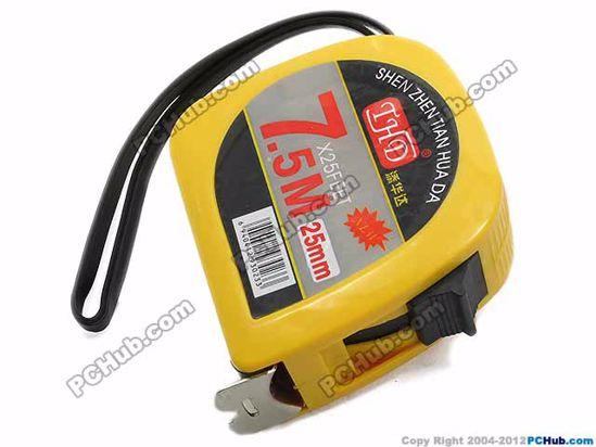 67295- THD. Blade 25mm. Yellow