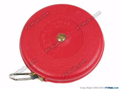 67314- Tape 13mm. 5mm interval. Red