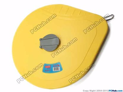 67339- Tape 13mm. 2mm interval. Yellow Case