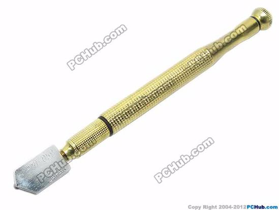 67401- TH-1885. Alloy handle. Brass Color