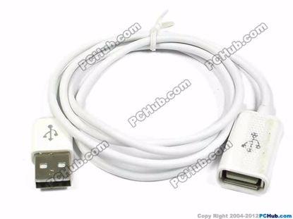 68136- USB Type A socket to Type A Plug