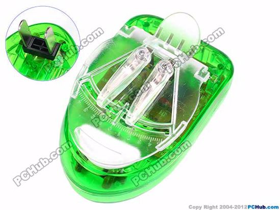 68285- All Phone's Lithium Battery. Green