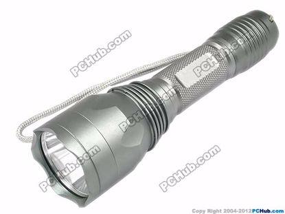 68823- C-10. CREE-Q5. 5W. 1 x 18650 Battery