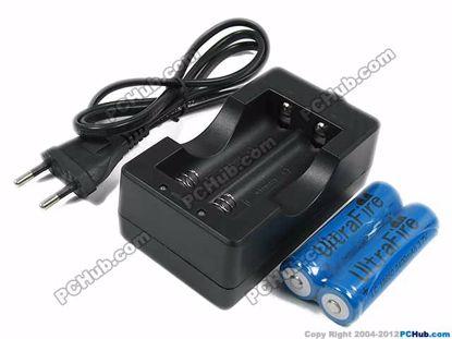 69664- 3.7V 2400mAh. Charger with EU plug