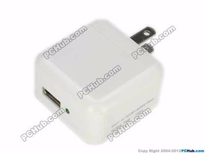 69823- White. AC 100- 240V. Output DC 5V 500mA