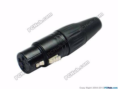 70031- Black Alloy / Black Rubber Handle