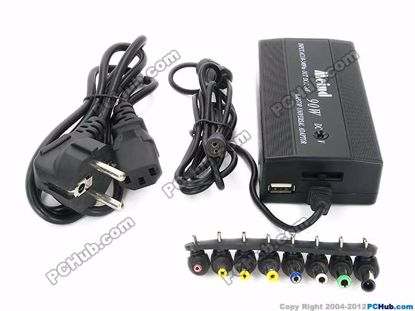 505D. Output DC 12 to 24V 90W. With USB Port