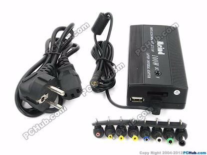 505D. Output DC 12 to 24V 100W. With USB Port