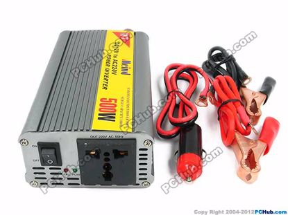 70475- C500. Multi Socket- US, EU, AU and UK