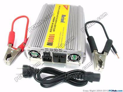 70655- CH-1000W. Multi Socket- US, EU, AU and UK