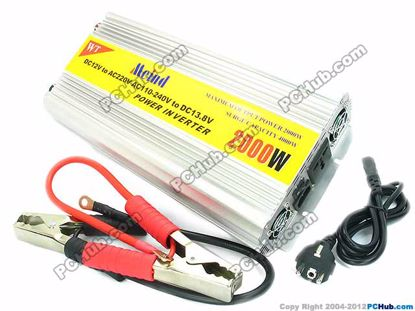 70656- CH-2000W. Multi Socket- US, EU, AU and UK