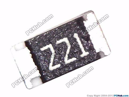 71601- 1206. 0.25W. +105 °C