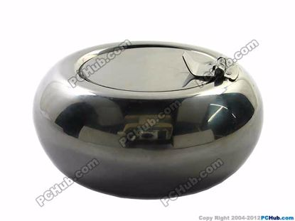 74860- drum shaped ashtray